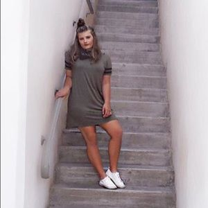 Sporty T-Shirt Dress